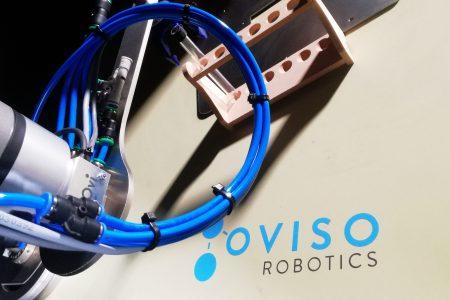 Oviso Robotics – viziteaza standul A6 din cadrul targului IDENTICOM4 !