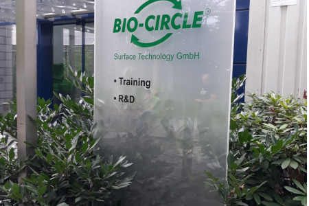 Bio-Circle Surface Technology Romania – viziteaza standul A36 din cadrul targului IDENTICOM4!