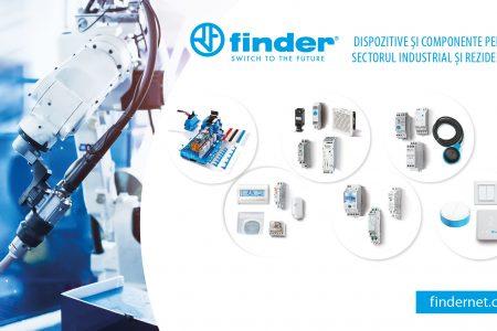 FINDER – viziteaza standul A1 din cadrul targului IDENTICOM4 !